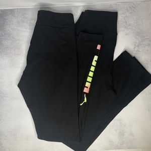 Two Pairs of Athletic Leggings Small